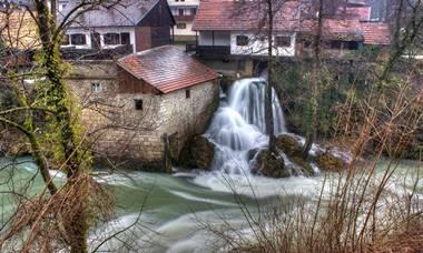 Etno Garden Plitvice Lakes Rastoke