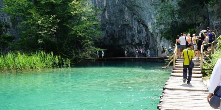 One day in Plitvice – how, where, what if cover