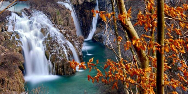Plitvice lakes - All the time of the year cover