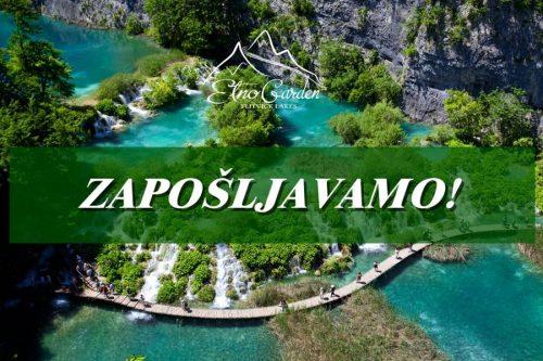 Plitvice Lakes Plitvice Lakes National Park zaposljavamo