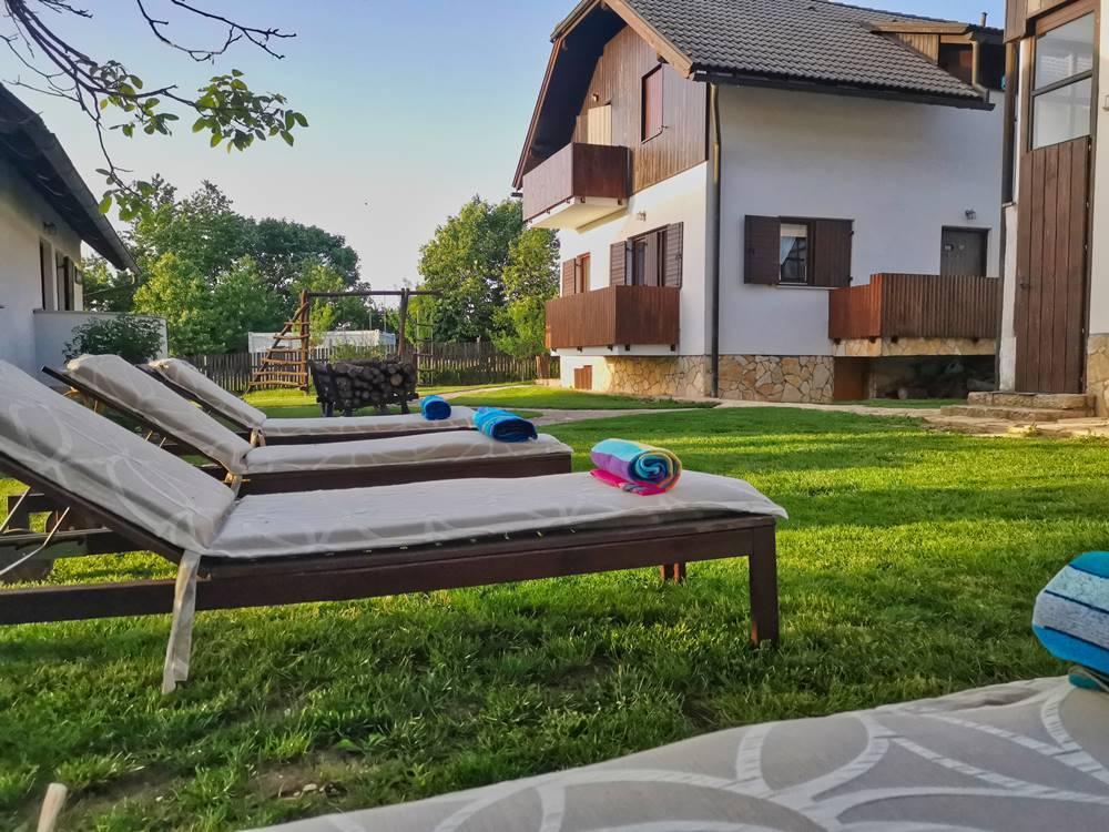 Plitvice Lakes Accomodation Etno Garden Plitvice Lakes Croatia 2020 05