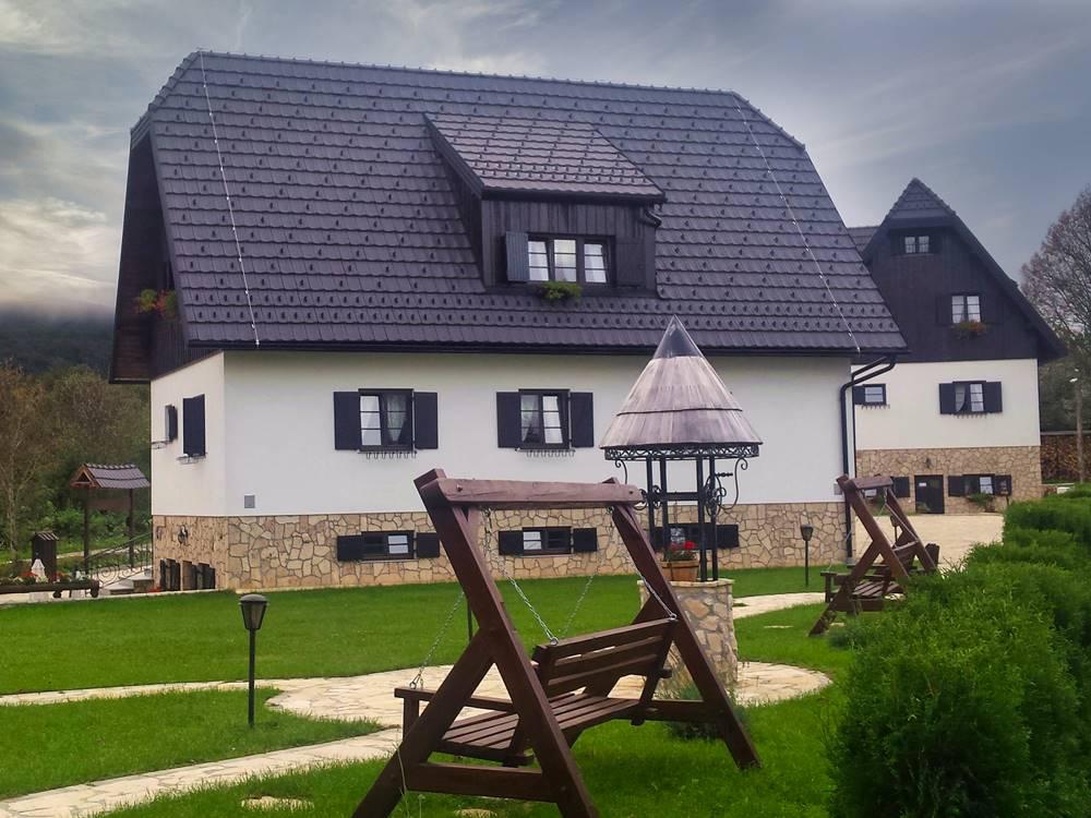Plitvice Lakes Accomodation Etno Garden Plitvice Lakes Croatia 2020 18