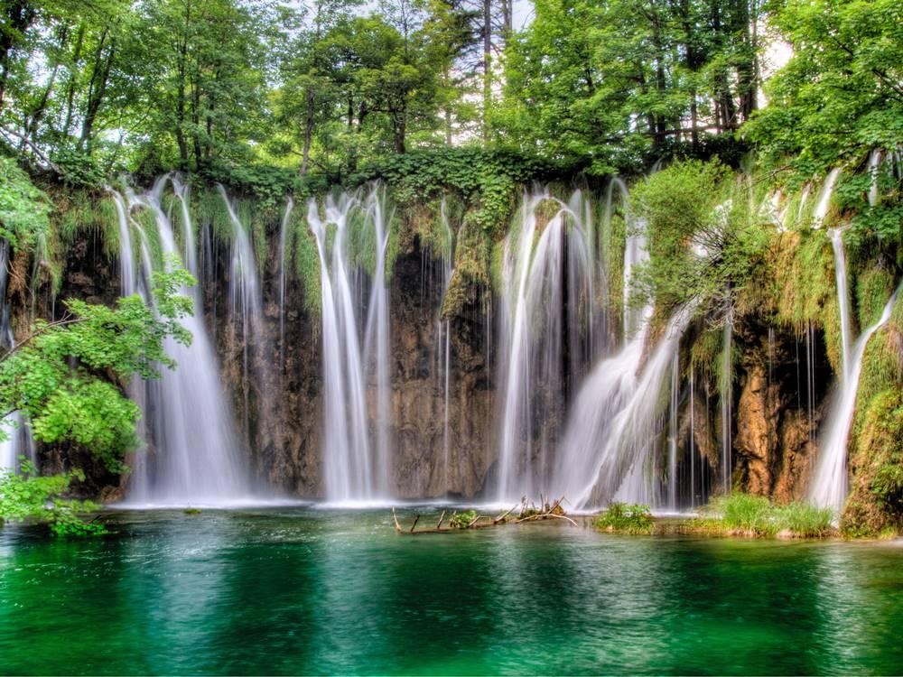 Plitvice Lakes Nature Etno Garden Plitvice Lakes Croatia 2020 02