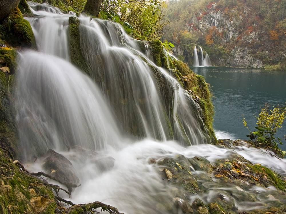 Plitvice Lakes Nature Etno Garden Plitvice Lakes Croatia 2020 03