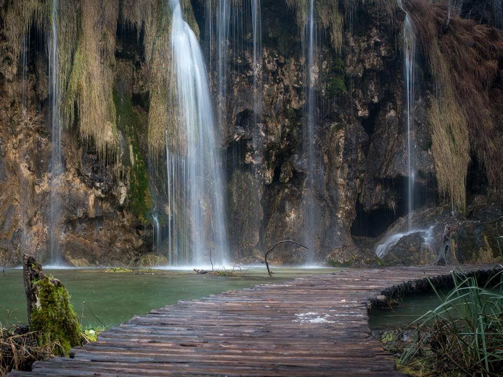 Plitvice Lakes Nature Etno Garden Plitvice Lakes Croatia 2020 05