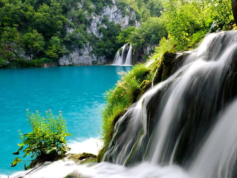 Plitvice Lakes Nature Etno Garden Plitvice Lakes Croatia 2020 06