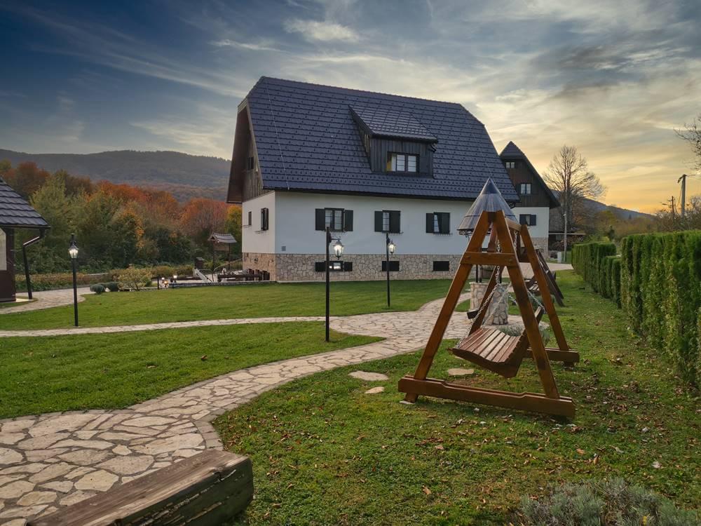 Nature Etno Garden Plitvice Lakes Croatia 2020 16