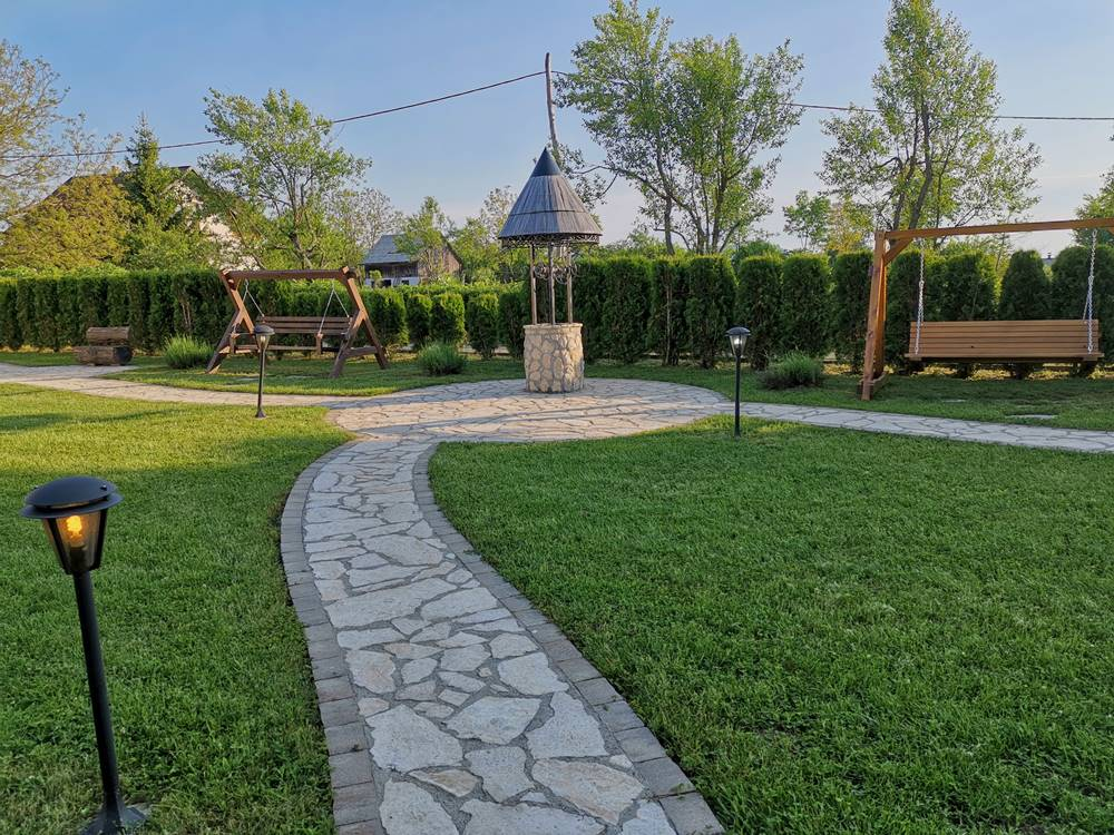 Plitvice Lakes Nature Etno Garden Plitvice Lakes Croatia 2020 28