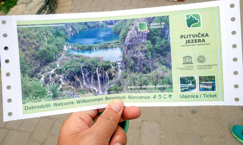 Plitvice Lakes Plitvice Lakes Buy Ticket