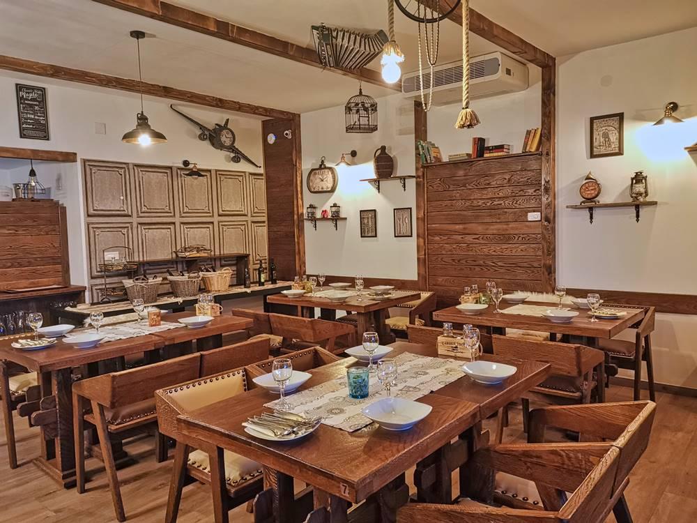 Plitvice Lakes Restaurant Gourmet Etno Garden Plitvice Lakes Croatia 2020 007