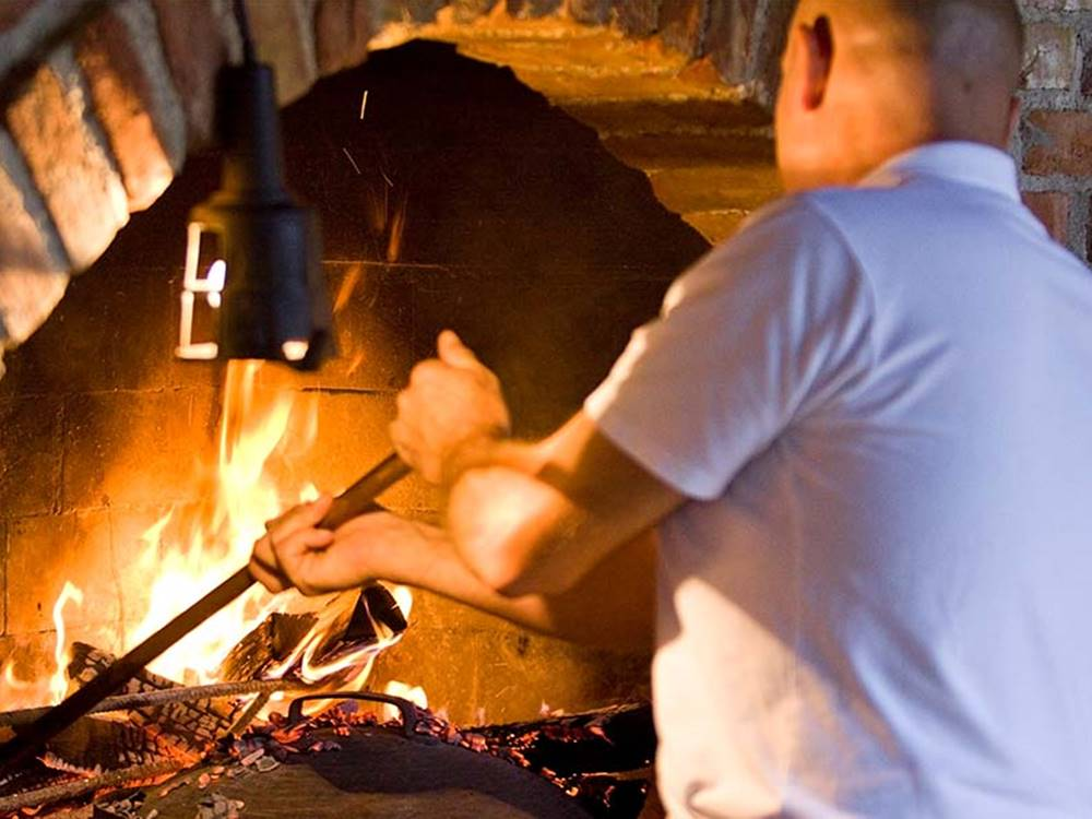 Plitvice Lakes Restaurant Gourmet Etno Garden Plitvice Lakes Croatia 2020 015