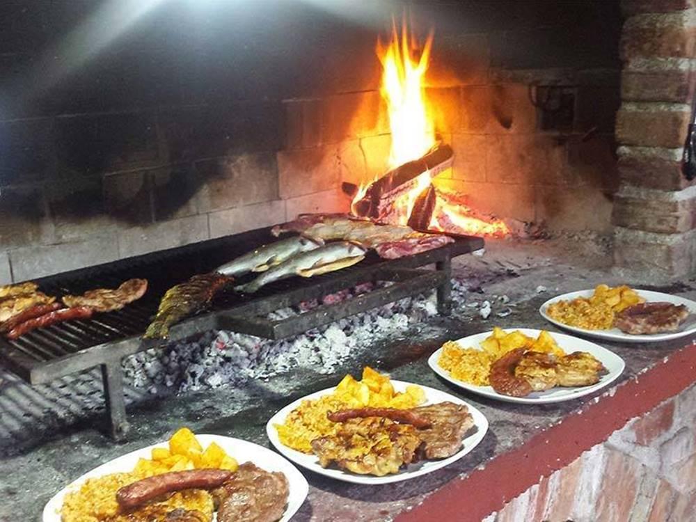 Plitvice Lakes Restaurant Gourmet Etno Garden Plitvice Lakes Croatia 2020 016