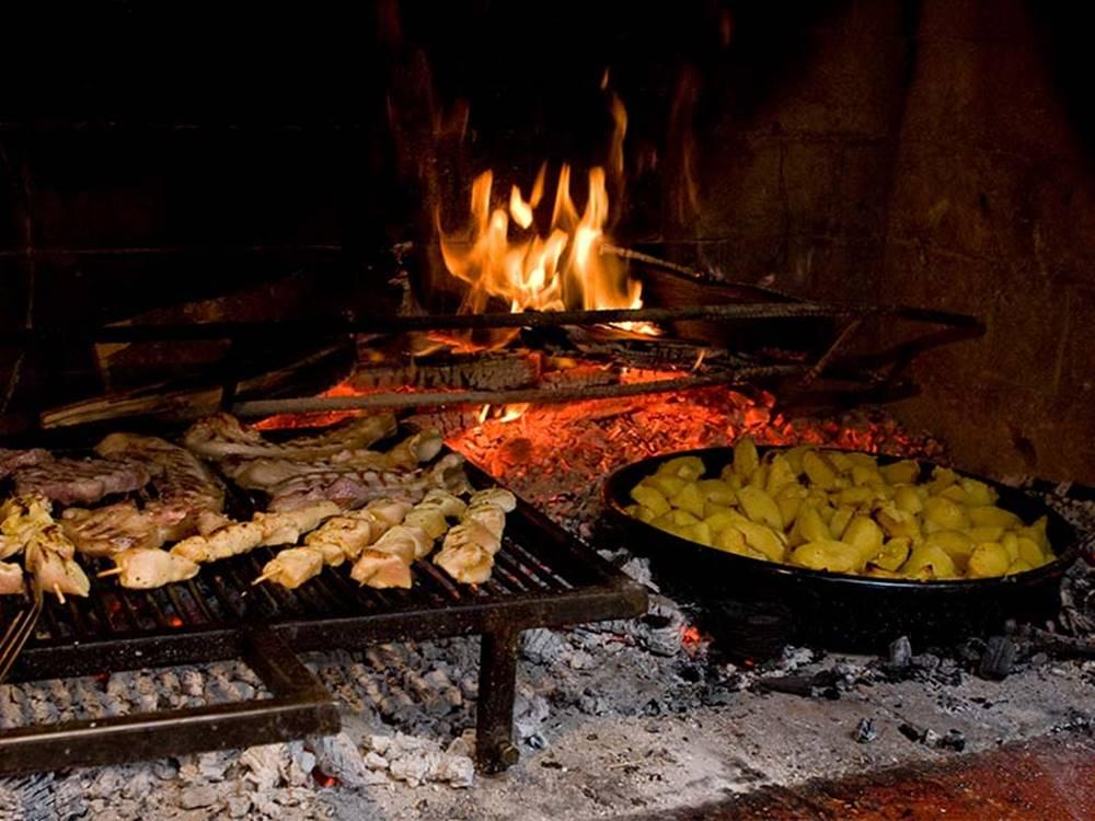 Plitvice Lakes Restaurant Gourmet Etno Garden Plitvice Lakes Croatia 2020 017