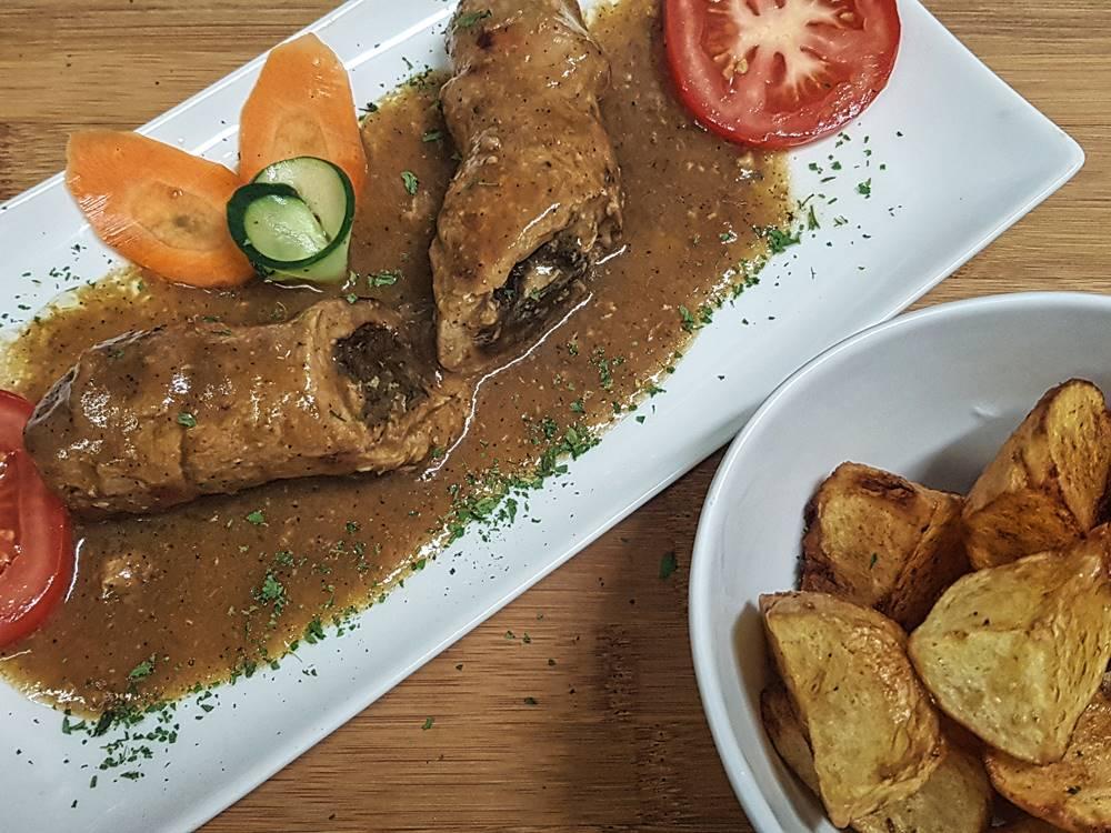 Plitvice Lakes Restaurant Gourmet Etno Garden Plitvice Lakes Croatia 2020 019