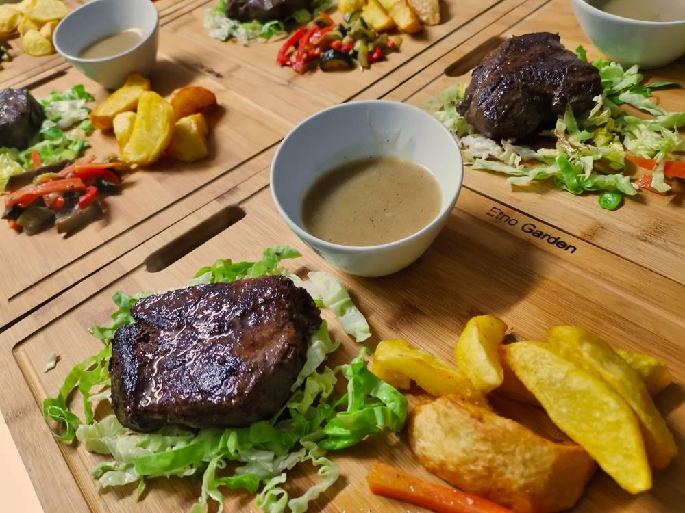 Plitvice Lakes Restaurant Gourmet Etno Garden Plitvice Lakes Croatia 2020 021