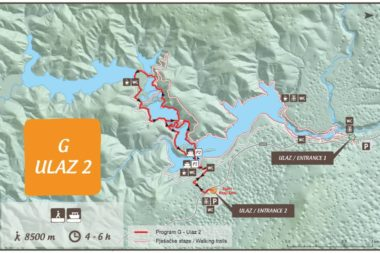 Plitvide Lakes Route Program G Entrance 2