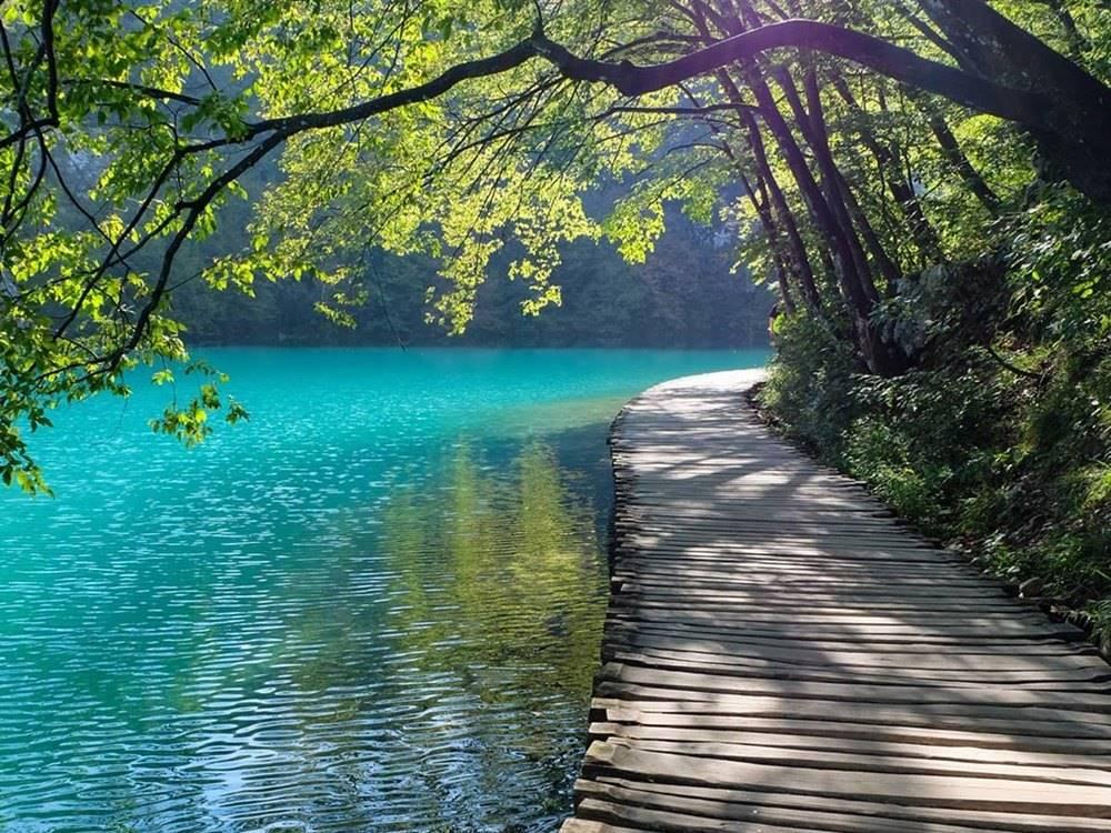 Plitvice Lakes slika 1