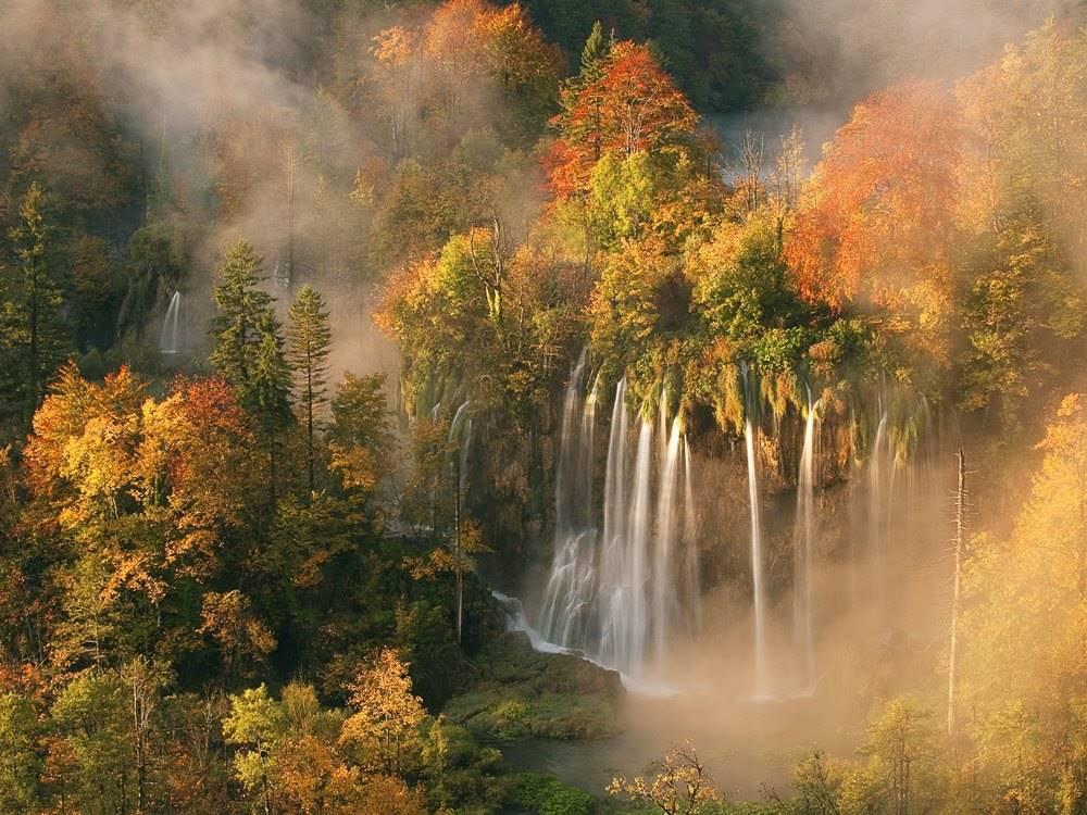 Plitvice Lakes slika 3