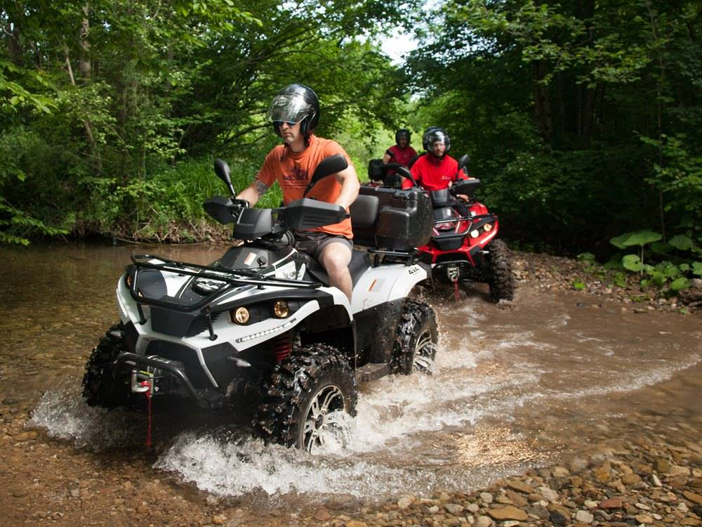 05 Plitvice Lakes Activities and attractions Quad