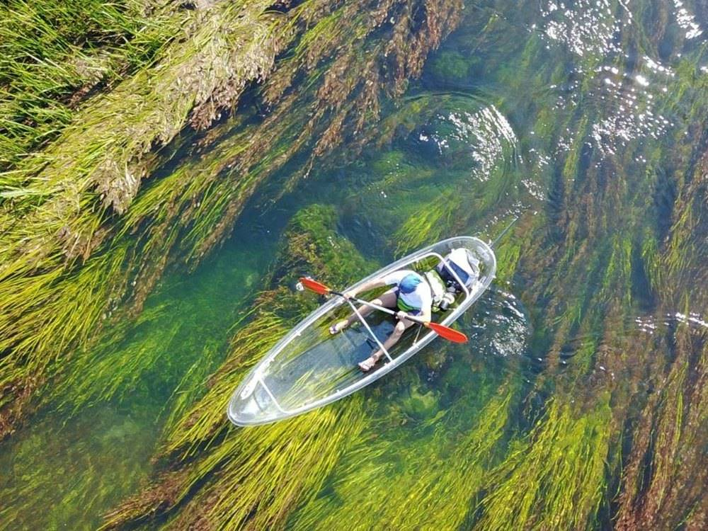 06 Plitvice Lakes Activities and attractions Kayak