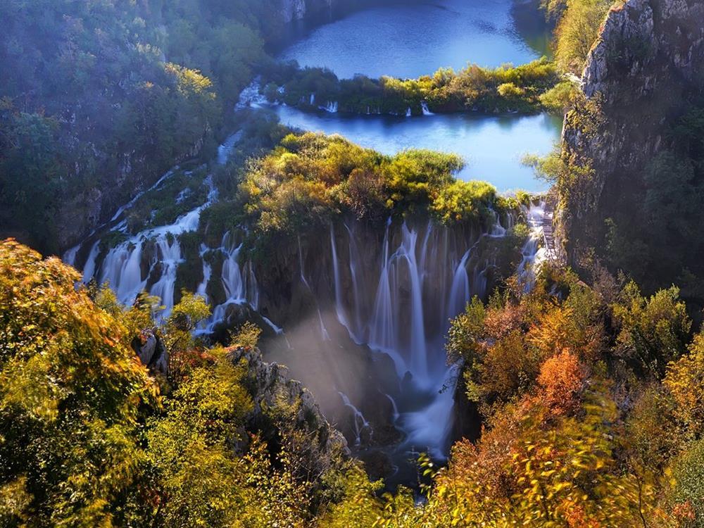 Plitvice Lakes Legenda o Crnoj Kraljici 1