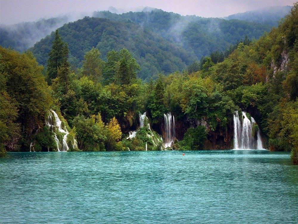 Plitvice Lakes Legenda o Crnoj Kraljici 4