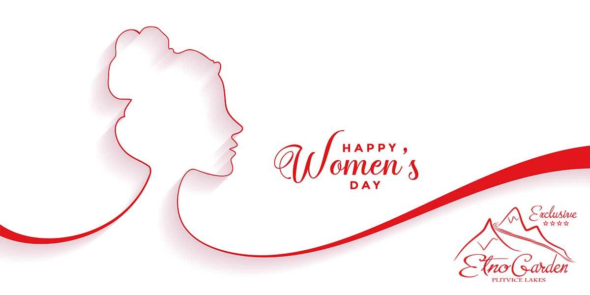 Dan žena na Plitvičkim jezerima banner