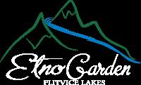 Plitvička Jezera Etno Garden Logo Bijeli 200